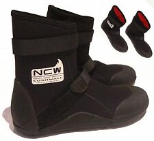4mm thermal lined wetsuit surf boot ( all seasons )