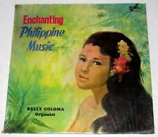 RELLY COLOMA Enchanting Philippine Music OPM LP Record