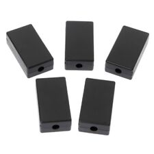 5Pcs 48x26x15mm Plastic Electronic Project Box Enclosure Instrument Case White