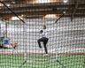 Baseball Strike Net Practice Pitching Hitting Training Batting Softball Target