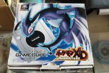 Japanese Nintendo GameCube Pokemon XD Limited Edition Platinum Console. Tested!!