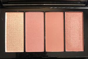 NARS Hot Fix 4 Pan Cheek Palette 3 Blush 1 Highlight NIB