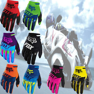 Racing Bomber Motocross Riding Outdoor Gloves Motorcycle Bike Cycling Gloves