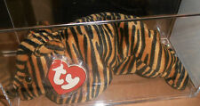 MWMT MQ Authenticated Ty 3rd Gen Stripes Beanie Baby 3rd Hang/1st Tush
