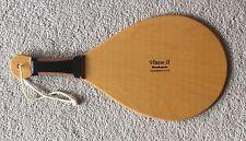 Vitesse II Paddle Racquet Handmade By Brookstone