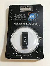 Star Wars Wireless Activity Band Black