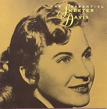 Skeeter Davis - The Essential Skeeter Davis [CD]