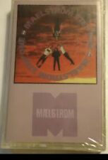 MAELSTROM - Step One CASSETTE TAPE 1990 VOID FUGAZI VOID SICK OF IT ALL INSTED