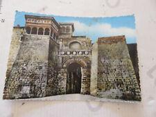 CP Cartolina Epoca PERUGIA porta Urbica Etrusca  Viaggiata 1959