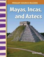 Mayas, Incas, and Aztecs, Paperback by Conklin, Wendy, Brand New, Free shippi...