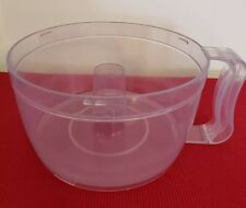 Hamilton Beach ~ Food Processor ~ 70450 ~ Replacement ~ 6 Cup Working Bowl Only