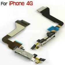 New  iPhone 4 4G CHARGING DOCK PORT CONNECTOR FLEX CABLE WHITE