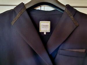 Damen Dressurfrack Samshield Crystal Fabric Premium Line Größe 40 DE ; Schwarz
