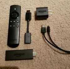Amazon Fire TV Stick with Alexa Voice Remote - 2nd Generation (LY73PR) Complete