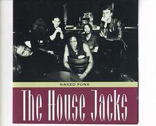 CD NAKED FUNKthe house jacksINDIE POP EX (A5215)
