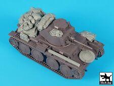 Black Dog 1/48 Panzer 38(t) Ausf.E/F Stowage & Accessories (Tamiya 32583) T48066