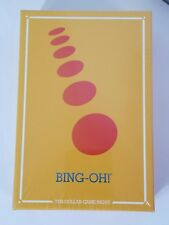 Bing-Oh! - Board Game NEW IN BOX