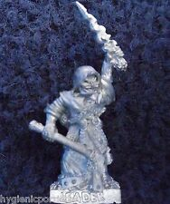 1985 Dark Disciples of Red Redemption Leader Regiment of Renown RR16 Chaos Monk