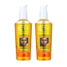 CT+ CLEAR THERAPY OIL INTENSIVE LIGHTENING SERUM With Carrot Oil 75ml (2 Pack)