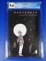 CGC Comic graded 9.6 descender image #1 cover Key netflix movie