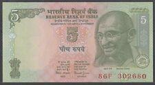 India 5 Rupees 2011 unc