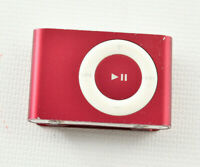 Apple Product Red iPod Shuffle 2nd Gen 1GB A1204 Product RED