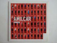 AMILCAR : FACE TO FACE ♦ CD Album Promo ♦
