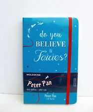 Moleskine Limited Edition Peter Pan Hard Cover Ruled Notebook