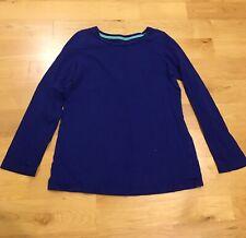 cherokee girl's long sleeve tee shirt size L 10-12