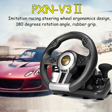 PXN V3II Racing Game Steering Wheel Brake Pedal For PC PS3 PS4 And Xbox One