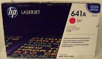 HP Laserjet 641A (C9723A) Magenta Color Toner Print Cartridge