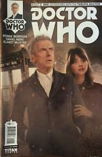 Doctor Who: The Twelfth Doctor #15 cover B, Titan Comics 2016 NEW back issue