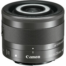 Canon EF-M 28mm f/3.5 Macro IS STM Lens 1362C002