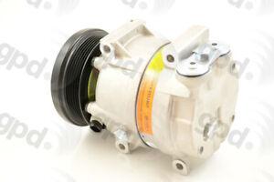 A/C  Compressor And Clutch- New   Global Parts Distributors   6512407