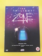 The Twilight Zone Season 2 (DVD,4-Disc Set)