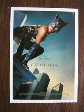 Filmplakatkarte / moviepostercard   Catwoman   Halle Berry, Sharon Stone