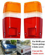 Tail Light lens LH RH For Toyota Hilux LN60 LN61 LN65 YN60 YN63 YN65 YN67 Lamp