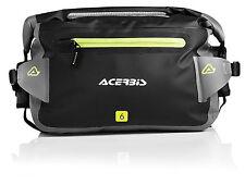 Nuevo cinturón Acerbis Bolsa no. agua para MX Enduro Quad Tour 6 Litros Impermeable