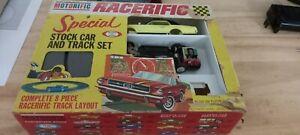 Racerific Vintage Mercury Cougar Slot Car Set