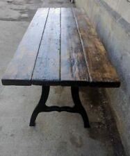 Handmade Pine Industrial Kitchen & Dining Tables