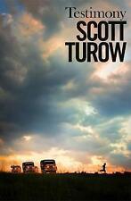 Testimony by Scott Turow (Paperback, 2017)