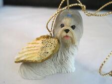 Shih Tzu Dog Angel Ornament