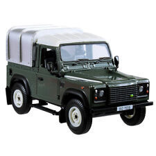 BRITAINS Land Rover Defender 90 Green w/ Canopy 1:32 Farm Vehicle 42732A1