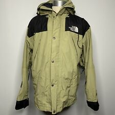 Vtg 90s The North Face Gore Tex Mountain Parka Jacket Mens - Size XL Olive Green