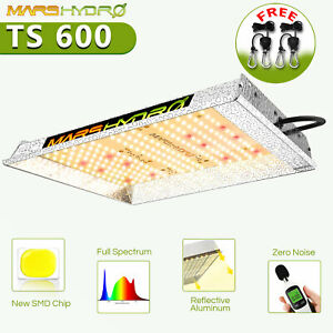 Mars Hydro TS 600W LED Grow Light Full Spectrum Pflanzenlampe for Indoor Plants