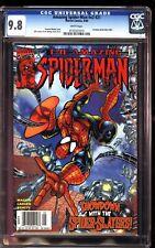 Amazing Spider-Man V2 21 CGC 9.8 John Byrne  #462