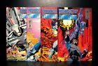 COMICS: Dark Horse: Robocop versus The Terminator #1-4 (1992), F. Miller story