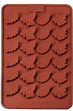 Leaves Leaf Assortment 24 Cavity Silicone Mold for Fondant, Gum Paste, Chocolate