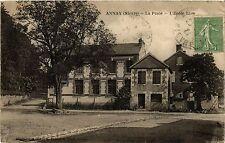 CPA Annay-La Place, L'Ecole libre. Niévre (420943)
