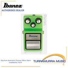 Ibanez Tube Screamer TS9 guitar distortion pedal Tubescreamer overdrive